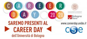 CSE sarà presente al Career Day 2020