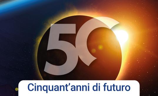 1970-2020 Cinquant'anni di futuro
