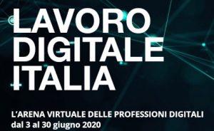 LAVORO DIGITALE ITALIA: CSE è partner dell'iniziativa dal 3 al 30 Giugno p.v.